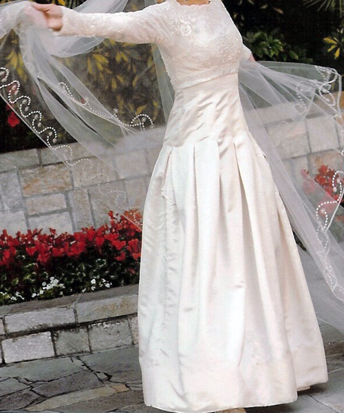 Esther's Wedding Dress Photo 2