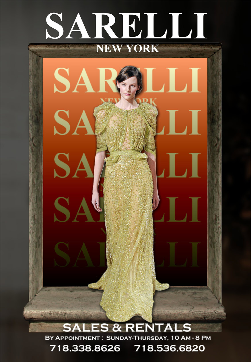 Sarelli gowns