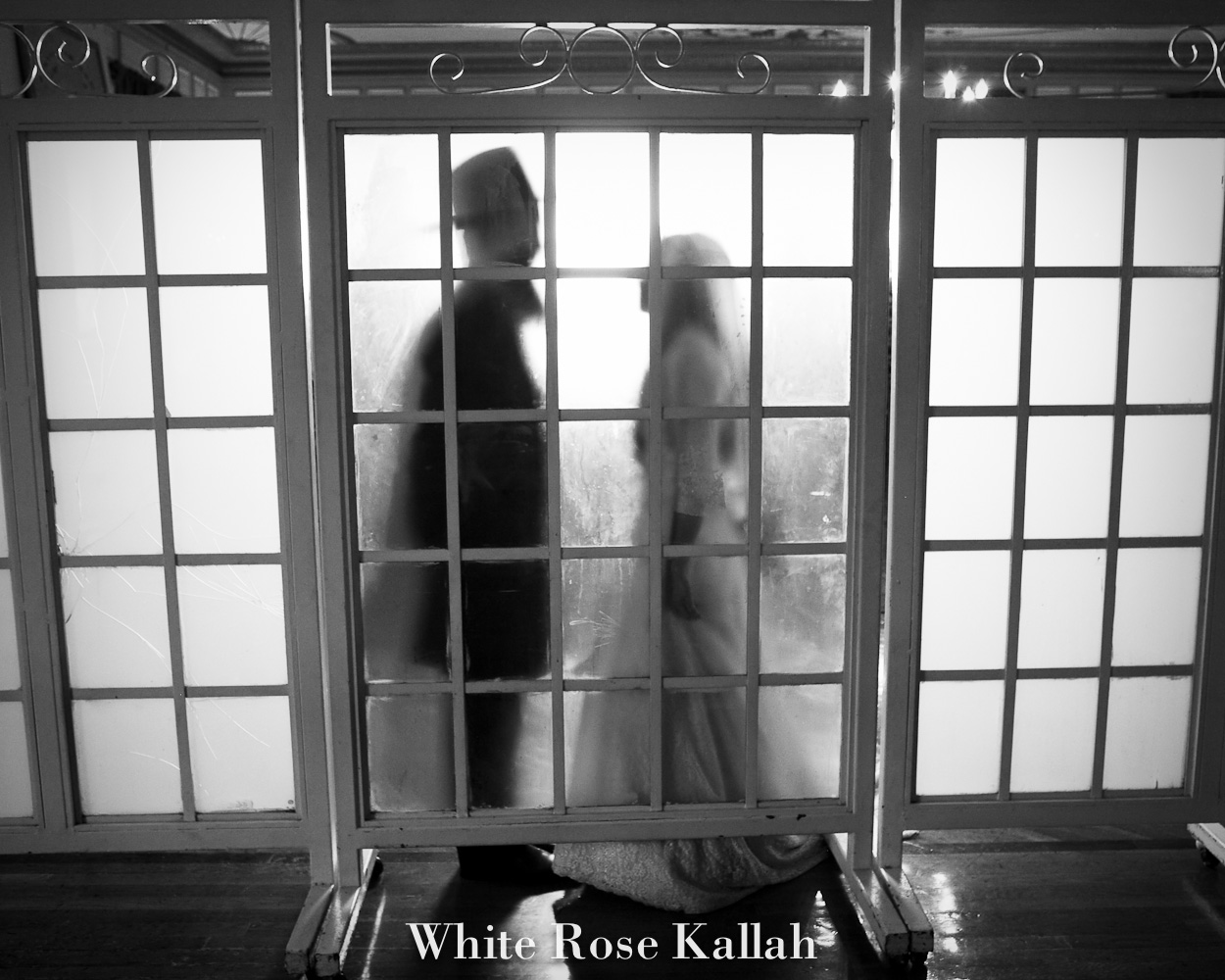 White Rose Kallah Photo 1