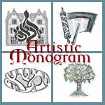 Artistic Monogram