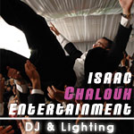 Isaac Chalouh Entertainment - DJ &amp; Lighting