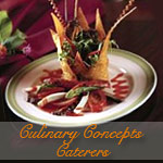 Culinary Concepts Caterers by Gabey Abikzer