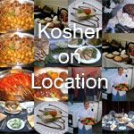 Kosher on Location