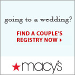 Macy's Gift Registry
