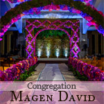 Congregation Magen David's tile