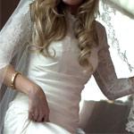 Modern Trousseau Gown - Size 8