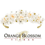 Orange Blossom Tiaras