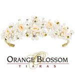 Orange Blossom Tiaras