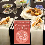 Signature Caterers By Roz's tile