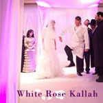 White Rose Kallah tile image